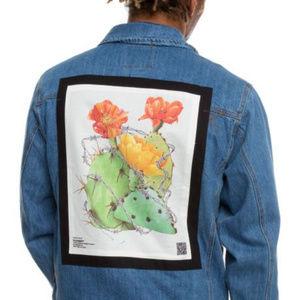 [10 deep ] Keep Back Denim Jacket, $187 NWT